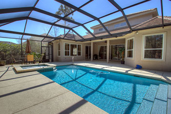 Recent Orlando Pool Cleaning Projects